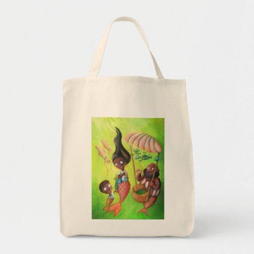 Family of Mermaids Bag