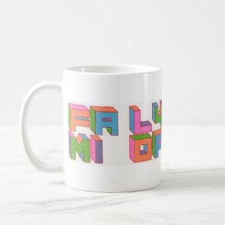 Family of the Year Logo Coffee Mug
