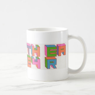 Family of the Year logo mug