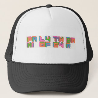 Family of the Year Logo Trucker Hat