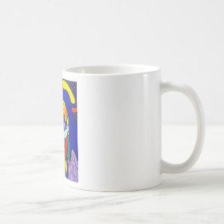 Family Old Masterpiece Basic White Mug