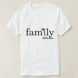 Family Palm Tree T-Shirt