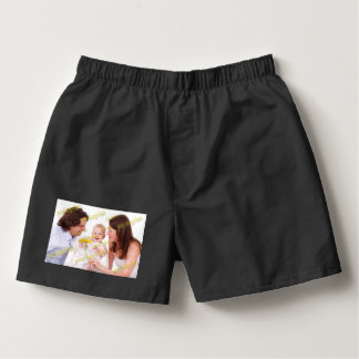Family Photo Easy Budget Template Boxers