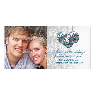 Family photo greeting PERSONALIZE Customised Photo Card