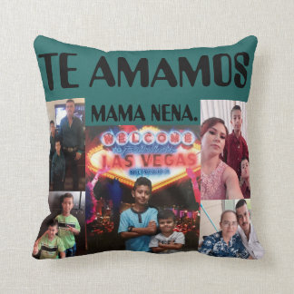 FAMILY PILOW CUSHION