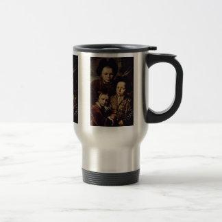 Family Portrait Detail By Schultz D. J. Daniel Coffee Mugs