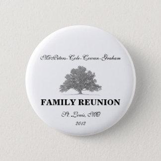FAMILY REUNION 6 CM ROUND BADGE