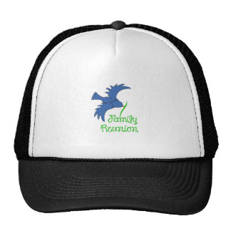 FAMILY REUNION TRUCKER HAT