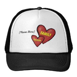 Family Reunion Cap Mesh Hat