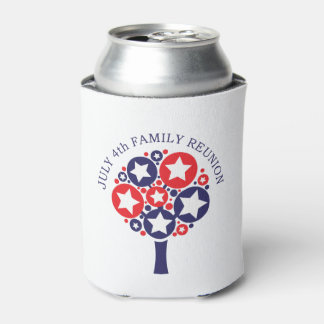 Family Reunion (Customizable) July 4th Bev Cooler