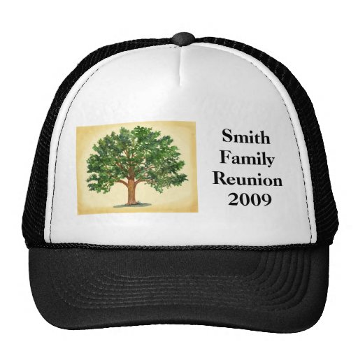 Family Reunion Hat