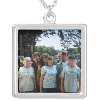 Family Reunion Photo Gift Pendant