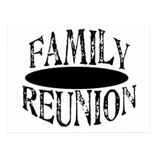Family Reunion Post Cards