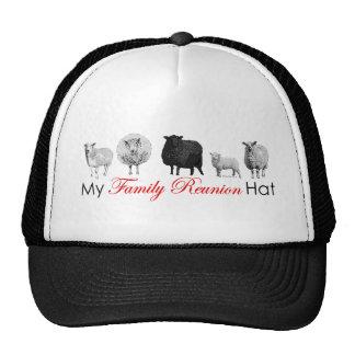 Family Reunion Sheep Trucker Hats