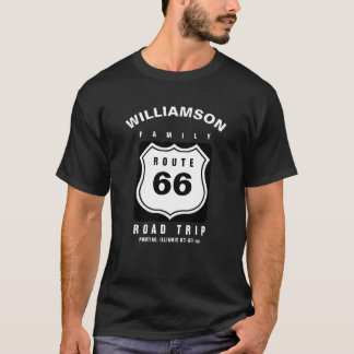 Family Road Trip Personalized T-Shirt