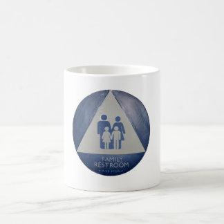 Family Room Basic White Mug