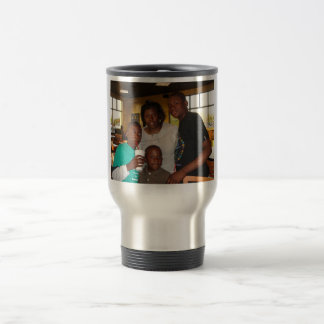 Family Sample Photo Commuter Mug