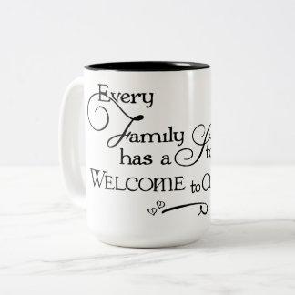 Family Stories Mug