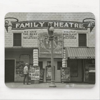 Family Theatre Mouse Pad