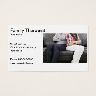 143 family therapist business cards and family therapist for Family business cards
