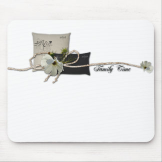 Family Time Mouse Pad