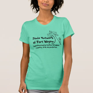 family tree, Doula Network of Fort Wayne, Suppo... T-Shirt