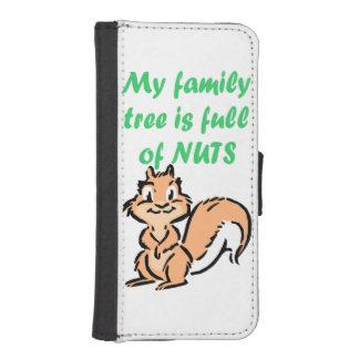 FAMILY TREE FULL OF NUTS