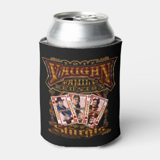 Family Vaughn Reunion  Drink cover Can Cooler