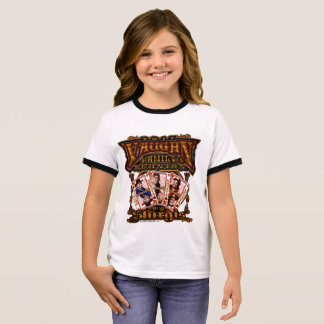 Family Vaughn Reunion Girls T-shirt