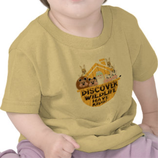Family Wildlife T Shirt