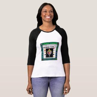 FAMILYIANS Holistic Human Family T-Shirt