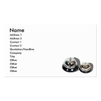 FamilyOfServiceCard, Name, Address 1, Address 2... Business Card Template