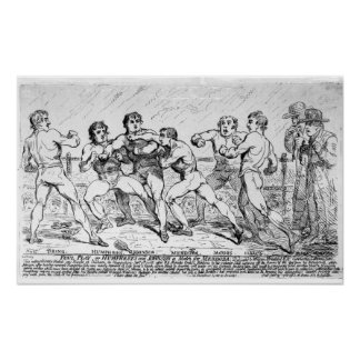 Famous Battle Between R.Humphreys and D. Poster