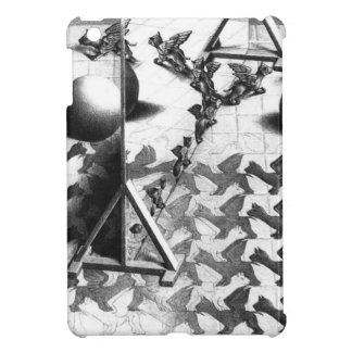 famous black & white draw iPad mini cover