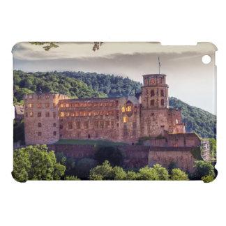 Famous castle ruins, Heidelberg, Germany iPad Mini Cases