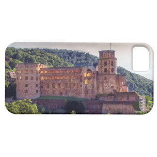 Famous castle ruins, Heidelberg, Germany iPhone 5 Covers