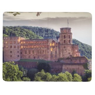Famous castle ruins, Heidelberg, Germany Journal