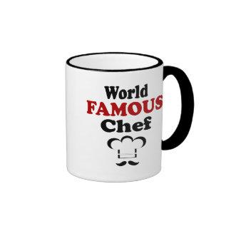 Famous Chef Mug