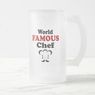Famous Chef Coffee Mug