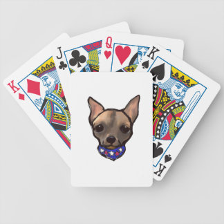 FAMOUS CLIFF 4TH OF JULY BICYCLE PLAYING CARDS