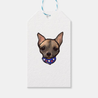 FAMOUS CLIFF 4TH OF JULY GIFT TAGS
