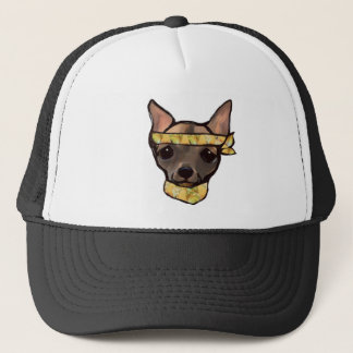 FAMOUS CLIFF- SOLDIER TRUCKER HAT