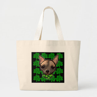 FAMOUS CLIFF - ST. PATTY LARGE TOTE BAG
