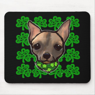FAMOUS CLIFF - ST. PATTY MOUSE PAD