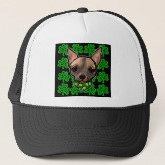 FAMOUS CLIFF - ST. PATTY TRUCKER HAT