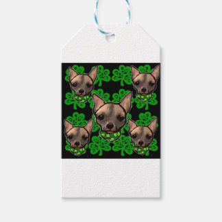 FAMOUS CLIFF ST PATTYS DAY 2 GIFT TAGS