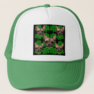 FAMOUS CLIFF ST PATTYS DAY 2 TRUCKER HAT