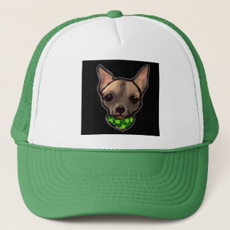 FAMOUS CLIFF ST PATTYS DAY TRUCKER HAT