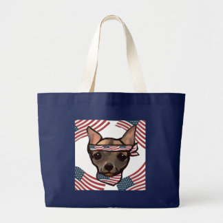 FAMOUS CLIFF USA LARGE TOTE BAG