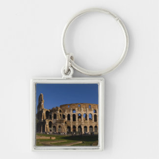 Famous Colosseum in Rome Italy Landmark 2 Keychains